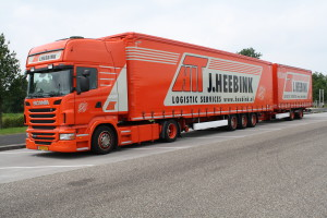 truck heebink logistics holland